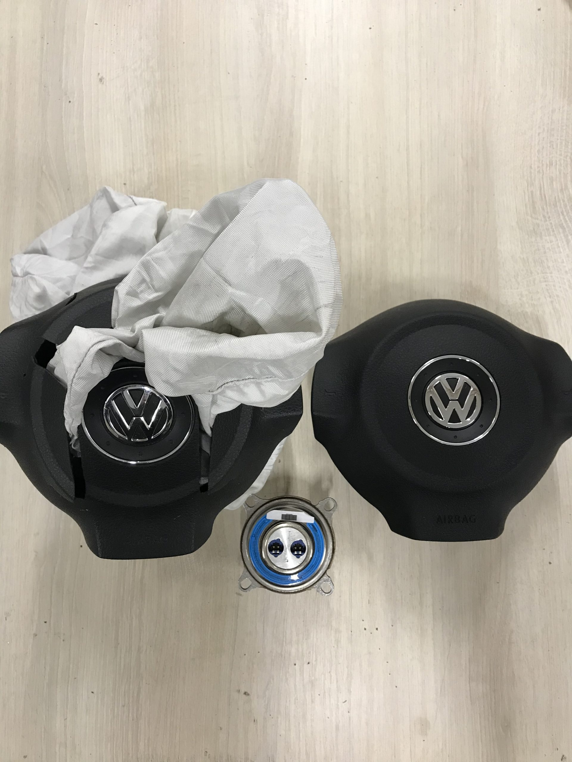 Восстановление Airbag
